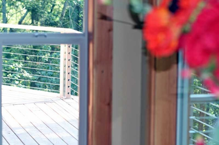 Aluminum with Stainless For Hand and Deck Rail