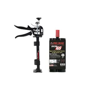 Red Head Epcon G5 Epoxy Kit for Stainless Posts & Rails