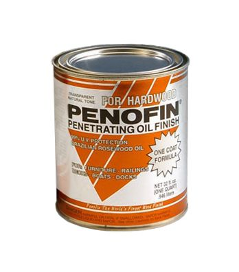 Penofin 174 Oil Treatment For Hardwood 550 Voc Qt