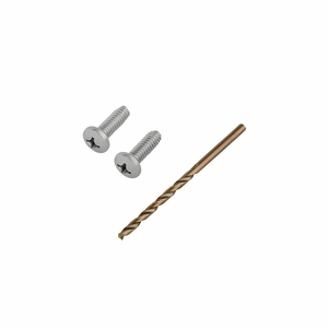 cobalt drill bit kit cable railing stainless