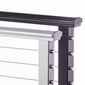 Aluminum Shaped Top Rail & Components