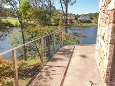 Square Stainless Steel Cable Railing - Manchester, TN