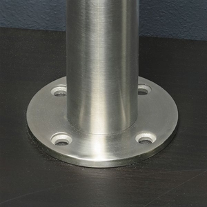 cable railing stainless component bonding