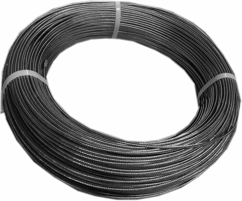 Stainless Steel Cable 1000ft. of 1/8\