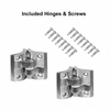 stainless steel gate hardware cable railing