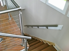 Stainless Steel Round Cable Railing - Lebanon, TN
