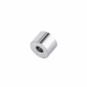 Standoff spacer for aluminum or square stainless steel posts