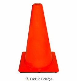 "3M 90128 18"" Professional Quality Safety Cone"