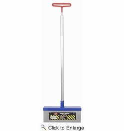 "AJC Tools 070-MS  10"" Hand Held Magnetic Sweeper with Quick Release"