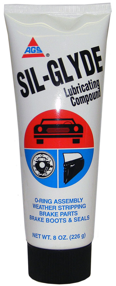 American Grease Stick SG-8 Sil-Glyde Silicone Lubricant 8 oz