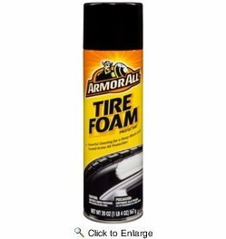 Armor-All 40320  Tire Foam Protectant - 20 oz Aerosol