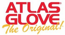 Atlas Glove 490 Triple Dipped PVC Gloves with Insulating Acrylic Fleece Liner