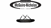 McGuire Nicholas Back Support Belt With Suspenders