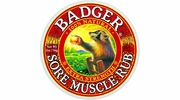 Badger 23001 Organic Sore Muscle Rub with Cayenne and Ginger -2 oz Tin