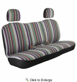 Bell Automotive 56259  Baja Blanket Bench Seat Cover