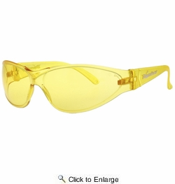 Bomber R102  X-Bomb Safety Glasses Yellow Lens