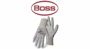 Gray Ghost Nylon Poly Coated Gloves
