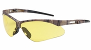 Bouton Safety Glasses 250-AN-10122  Anser - Amber Anti-Scratch Lens With Camouflage Frames