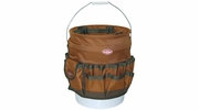 Bucket Boss 10030  The Bucketeer Bucket Tool Organizer with 30 Pockets