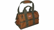 Bucket Boss 60016  Gatemouth 16 Tool Bag with 16 Pockets