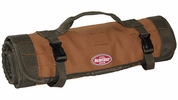 Bucket Boss 70004  Duckwear Canvas Tool Storage Roll with 22 Pockets