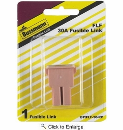 Bussmann BP/FLF-30-RP  Female Termination 30 Amp Fusible Link