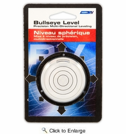 Camco 25573  Bullseye Level