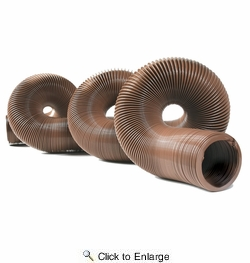 Camco 39631  20' Heavy Duty RV Sewer Hose