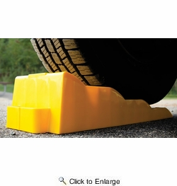 Camco 44573  Tri-Leveler, Yellow