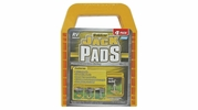 Camco 44595  Stabilizer Jack Pads,  Standard, 4 Per Package