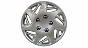 Custom Accessories 96903  Wheel Cover - Silver Abs - 17 Inch