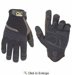 Custom Leathercraft 130L Subcontractor Gloves - Large