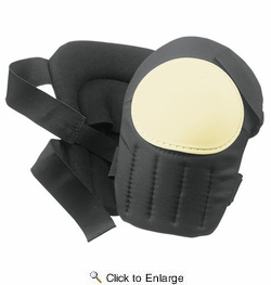 Custom LeatherCraft V230 Stitched Plastic Cap Swivel Kneepads