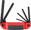 "Eklind 25611  Hex Key Set 6 Piece Inch Ergo Fold 5/32"" - 3/8"""