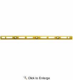 "Empire Level 330-48  48"" Polycast I-Beam Level"