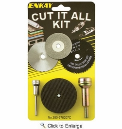Enkay 380-578207C  11-Piece Cut It All Kit