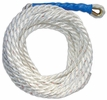 FallTech 8151T  50-Feet Vertical Lifeline with One Thimbled End and One Taped End