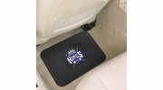 "Fan Mats 10005  NBA - Sacramento Kings 14"" x 17"" Vinyl Utility Mat (1 each)"
