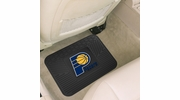 "Fan Mats 10019  NBA - Indiana Pacers 14"" x 17"" Vinyl Utility Mat (1 each)"