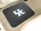 "Fan Mats 10076  UK - University of Kentucky Wildcats 14"" x 17"" Vinyl Utility Mat (1 each)"
