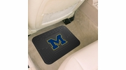 "Fan Mats 10091  UM - University of Michigan Wolverines 14"" x 17"" Vinyl Utility Mat (1 each)"