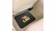 "Fan Mats 10092  LSU - Louisiana State University Tigers 14"" x 17"" Vinyl Utility Mat (1 each)"