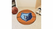 "Fan Mats 10208  NBA - Memphis Grizzlies 27"" Diameter Basketball Shaped Area Rug"