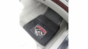 "Fan Mats 10312  UNM - University of New Mexico Lobos 17"" x 27"" Heavy Duty Vinyl Car Mat Set"