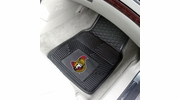 "Fan Mats 10427  NHL - Ottawa Senators 17"" x 27"" Heavy Duty Vinyl Car Mat Set"