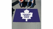 Fan Mats 10442  NHL - Toronto Maple Leafs 5' x 8' Ulti-Mat Area Rug / Mat