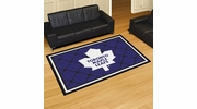 Fan Mats 10448  NHL - Toronto Maple Leafs 5' x 8' Area Rug