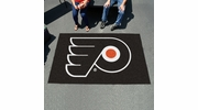 Fan Mats 10483  NHL - Philadelphia Flyers 5' x 8' Ulti-Mat Area Rug / Mat