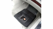 "Fan Mats 10486  NHL - Philadelphia Flyers 17"" x 27"" Heavy Duty Vinyl Car Mat Set"