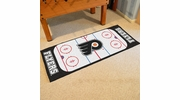 "Fan Mats 10488  NHL - Philadelphia Flyers 30"" x 72"" Rink-Shaped Runner Rug"